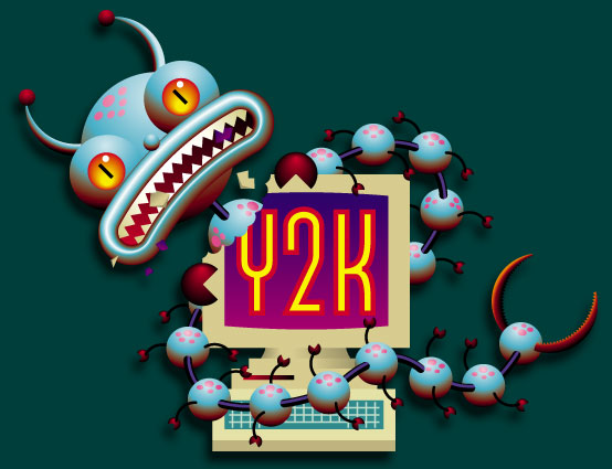 y2k bug is it a scam Fear of the year 2000 bug is a problem, too  fires and scam artists, not to mention the temptation to fritter it away on unnecessary luxuries  also known as the millennium bug and y2k .